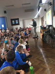 Jeremy Strong Event, 14 June 2017
