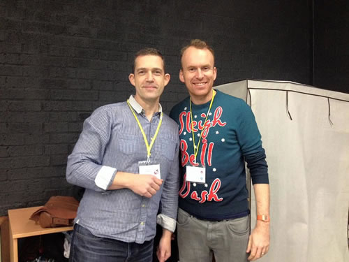 Chris Mould and Matt Haig