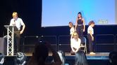Performance and Poetry from Armthorpe Academy 8