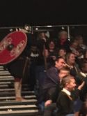 Vikings marauding in the audience (2)