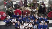 Vikings and Southfield Primary 2