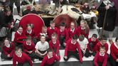 Vikings and Windhill Primary 2