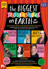 The Biggest Book Show On Earth!